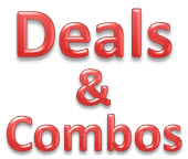 Combination Deals and Specials