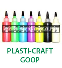 Plasti-Craft Goop for Creepy Crawlers