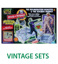 Vintage Creepy Crawlers Sets